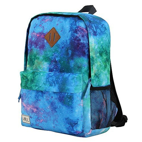 Cabin Max Haul School / Sports Bag / Backpack / Rucksack / Daypack (Galaxy)