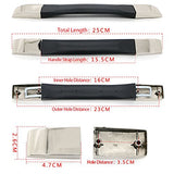 Bqlzr Suitcase Luggage Case Handle B007 Flexible 15.5Cm Spare Strap Handle Grip Replacement
