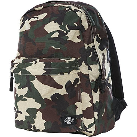 Backpack Indianapolis Camouflage Dickies Taille unique Men