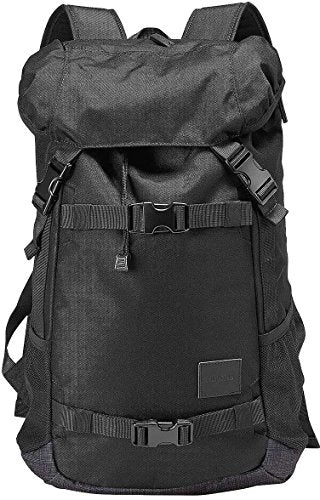 Nixon Men's Landlock SE Backpack, Black/Black Wash, One Size