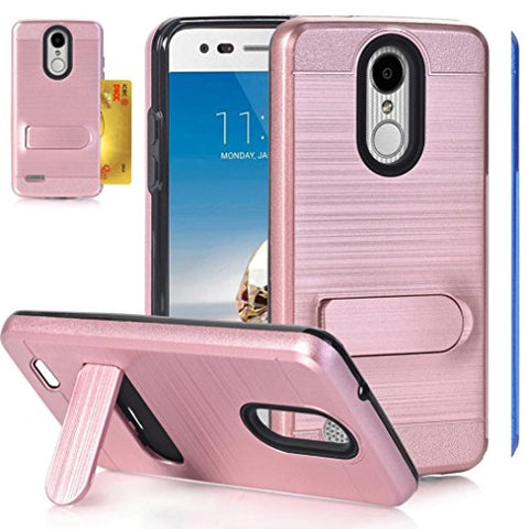 LG LV3 2018 Case, LG Aristo 2 Case, LG Tribute Dynasty Case,AutumnFall 1PC Shockproof Full-body