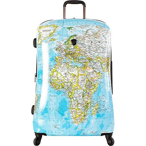 "Heys America Unisex Journey 30"" Spinner Blue Luggage"