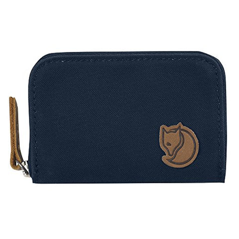 Fjallraven - Zip Card Holder, Navy