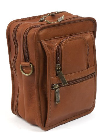 Claire Chase Ultimate Man Bag, Saddle, One Size