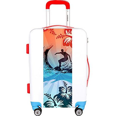 Ugobags Surf The Wave (Medium 26.5X18.7X9.8Inch)