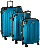"Kenneth Cole Reaction Renegade 28"" Abs Expandable 8-Wheel Upright, Teal"