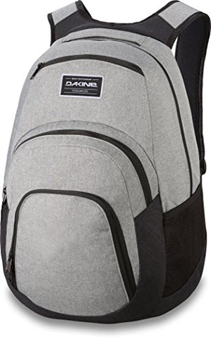 Dakine – Campus Backpack – Padded Laptop Sleeve – Insulated Cooler Pocket – Four Individual Pockets