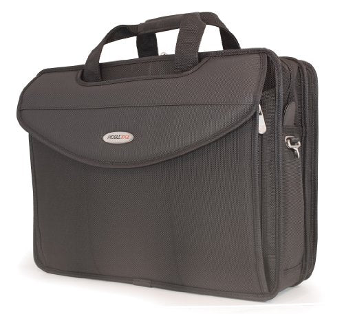 Mobile Edge Premium 17.3-Inch V-Load Briefcase For Notebooks (Mev17P)