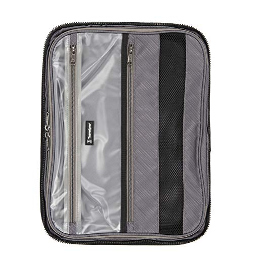 Travelpro Crew Versapack All-in-one Organizer-Global Size, Grey