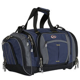 CALPAK Silver Lake Solid 22-inch Carry-on Duffel Bag, Navy Blue, One Size