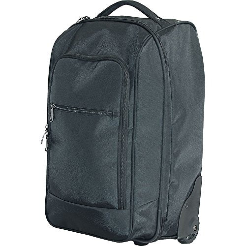 Netpack Roller Wheeled Bag (Black)