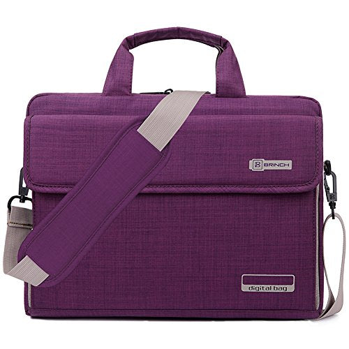 Brinch 15-15.6 Inch Laptop Messenger Bag for Apple, Acer, Asus, Dell, Fujitsu, Lenovo, HP, Samsung,