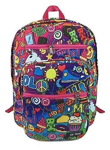 Top Trenz,Inc Awesome Sauce Backpack