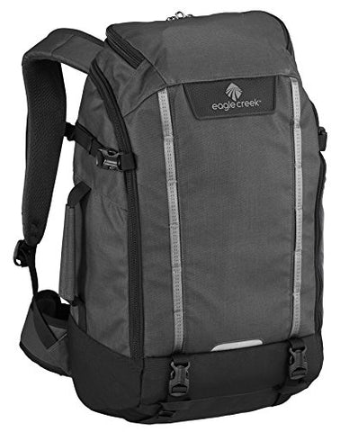 Eagle Creek Mobile Office Backpack, Asphalt Black