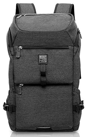 Kaka Laptop Backpack Computer Backpack Lightweight Water Resistant Backpack For 15.6-Inch Laptop