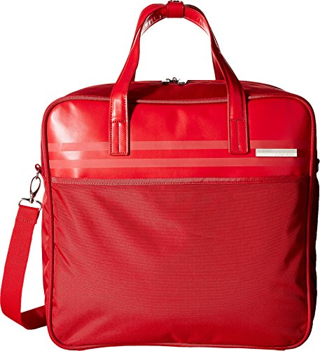 Calvin Klein Greenwich 2.0 Computer Tote, Red, One Size