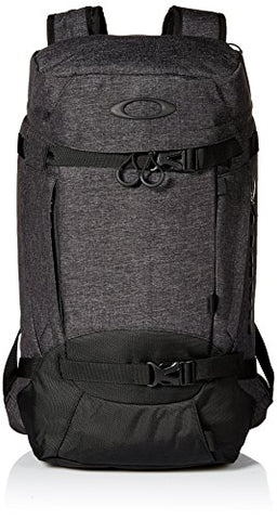 Oakley Tech Backpack, Blackout, One Size