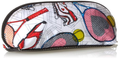 Sydney Love Tennis Mini Cosmetic Cosmetic Case,Multi,One Size