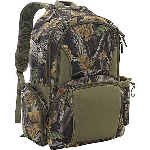 Bellino Camo Laptop Backpack, Camo