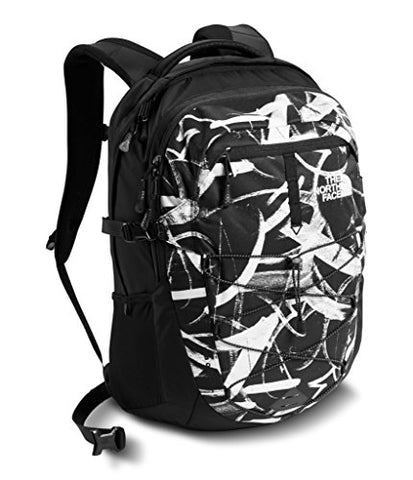 "The North Face Borealis Laptop Backpack 15""- Sale Colors (TNF Black Graffiti"
