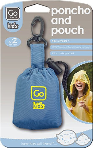 Design Go Kids Ponch N Pouch, Yellow