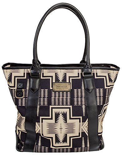"Pendleton Harding 20"" Softside Travel Tote - Black"