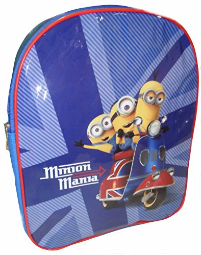 Despicable Me King Minion 3D Eva Junior Backpack