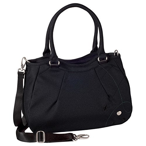 Haiku Women's Harmony Eco Crossbody Tote Bag, Black Juniper