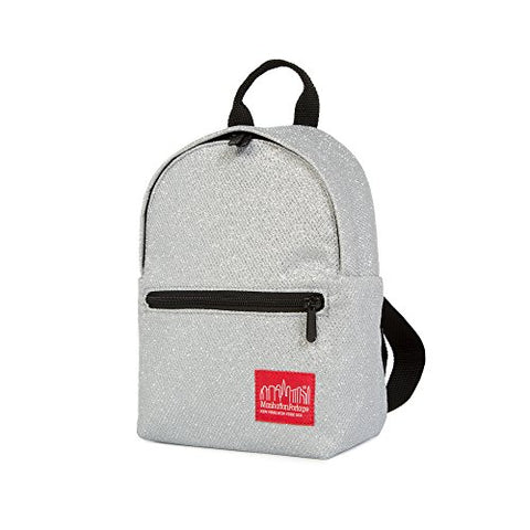 Manhattan Portage Midnight Randall'S Island Backpack (Gry)