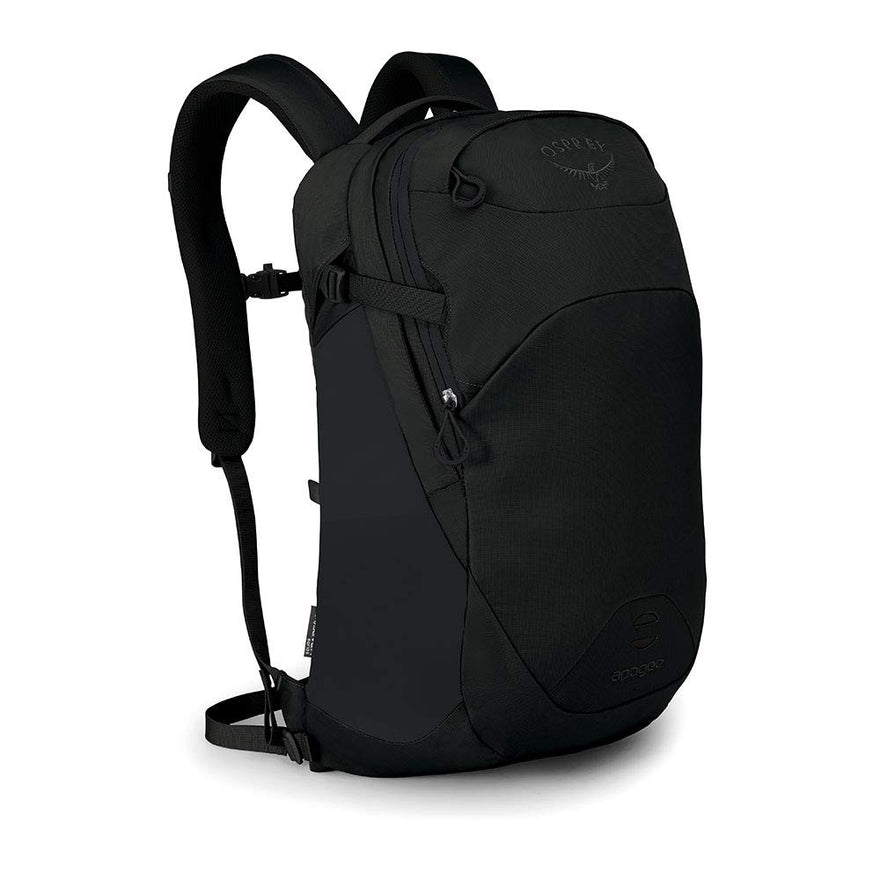 Osprey Packs Apogee Men's Laptop Backpack, Black