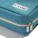 Hanging Toiletry Bags by CISABee - Toiletry Bag | Toiletries Carrier for Bathroom and Shower |