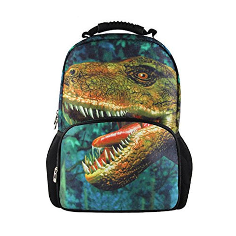 Bigcardesigns Boys Dinosaur Back To School Rucksack Backpack