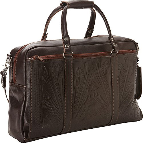 Ropin West Tote Brief (Brown)