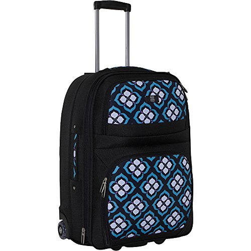 "Nuo Chloe Dao 21"" Carry On Trolley (Blue Lotus)"