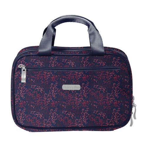 Baggallini Hanging Travel Kit, Firework Print