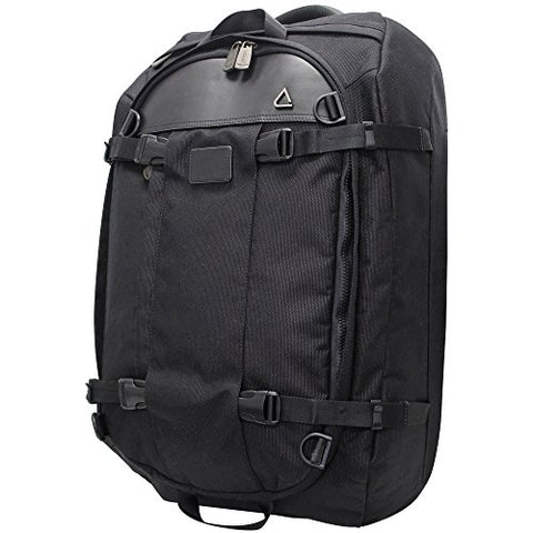 Andiamo Avanti Collection Metro Pack, Midnight Black, One Size