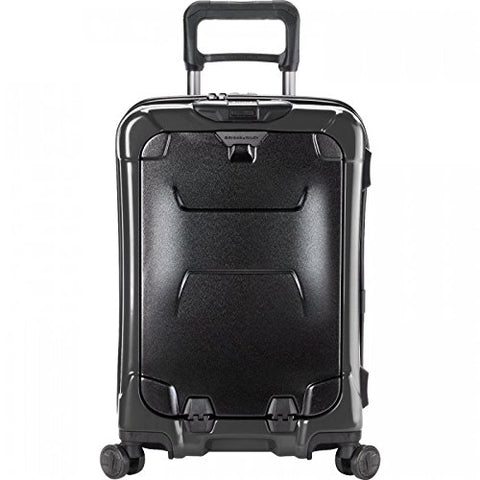 "Briggs & Riley Torq Luggage International Carry-On 21"" Spinner, Graphite"
