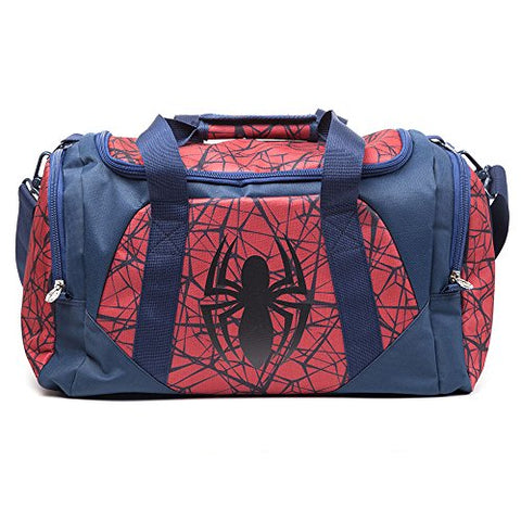 Marvel MB00172SPN Spiderman Logo Duffle Sports Bag