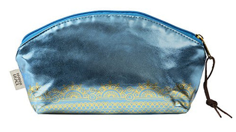 C.R. Gibson Purse Pouch Taj, Teal, One Size