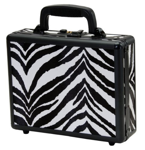 T.Z. Case International Pro-Tech Single Pistol Case, Zebra, 11.5-Inch
