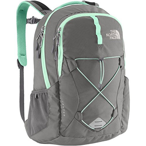 The North Face Women's Jester Zinc Grey/Surf Green