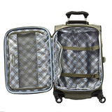 "Travelpro Maxlite 5 | 4-Pc Set | Underseater, 21"" Carry-On & 25"" Exp. Spinners With Travel Pillow"