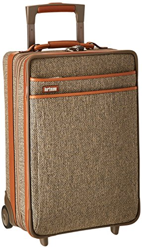 Hartmann Tweed Collection Carry On Expandable Upright, Natural Tweed, One Size