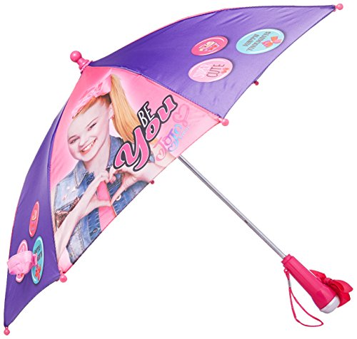 Nickelodeon Little Girl'S Jojo Siwa Collection Accessory, Purple Umbrella, One-Size