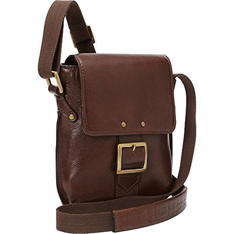Hidesign Vespucci Small Vertical Cross Body, Brown