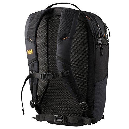 Helly Hansen Unisex Vanir Outdoor Hiking Backpack, Black, One Size