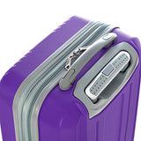 Olympia Corsair 3Pc Hardcase Set, Purple, One Size