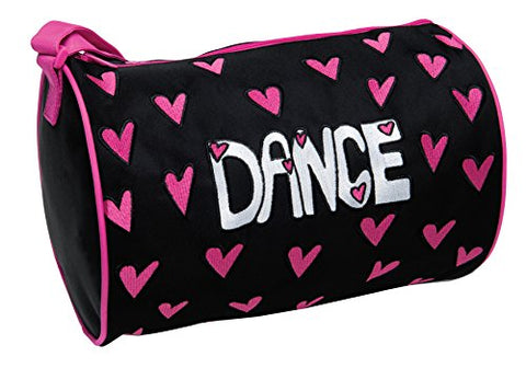 Danshuz Hearts For Dance Duffel Bag