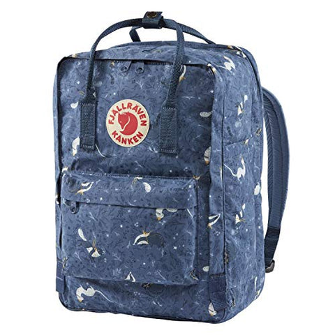 Fjallraven - Kanken Art Laptop 15, Blue Fable
