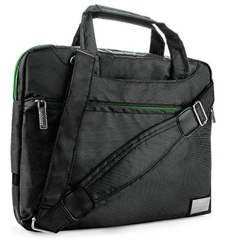 Vangoddy Nineo 3-In-1 Hybrid Messenger Bag + Briefcase + Sleeve Carrying System For 11.6 To 13.5